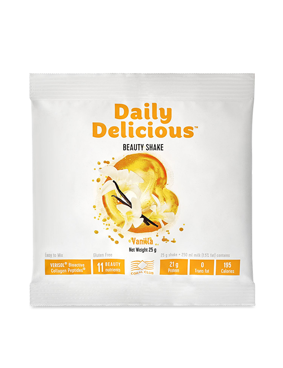 Daily Delicious Beauty Shake, 25 g / 1 portion