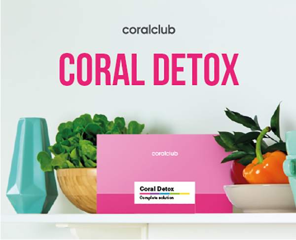 coral club detox program